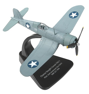 F4U-1 Corsair 1/72 Die Cast Model (AC008)